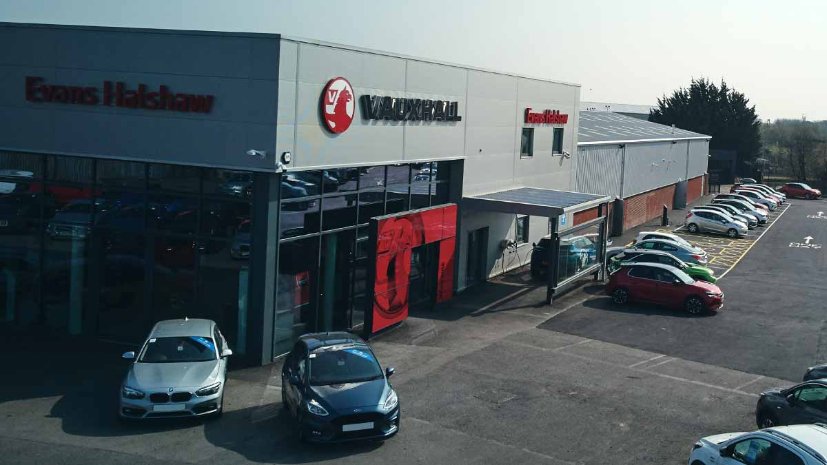 Vauxhall Wolverhampton exterior