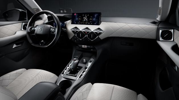 new ds interior