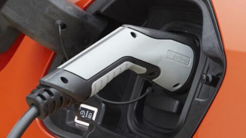 Vauxhall Corsa-e Charging