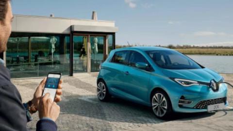 Renault ZOE Mobile App