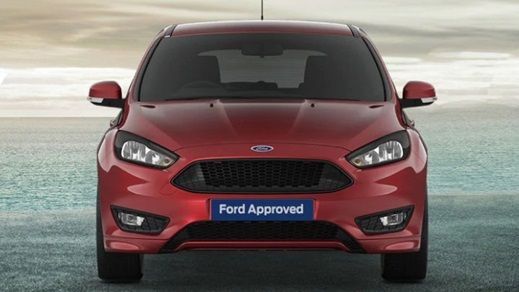 Ford Approved Used Car