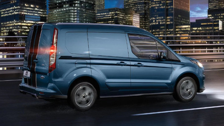 Approved Used Ford Transit Connect