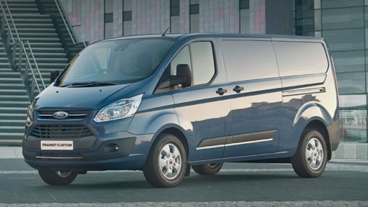 Approved Used Ford Transit