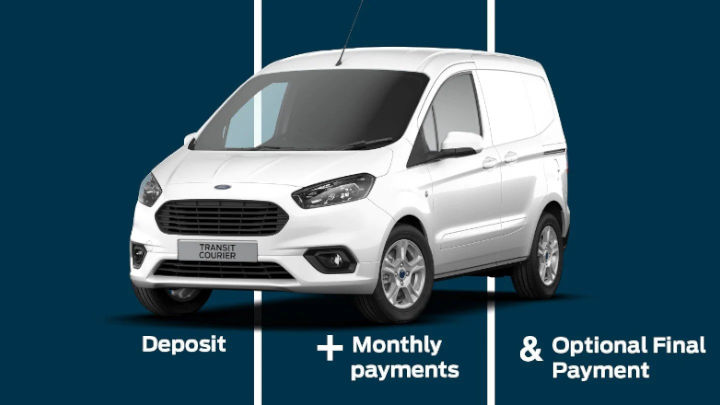 Ford Options - Commercial Vehicles - Example