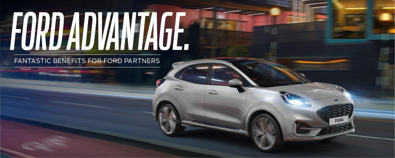 Ford Advantage Programme