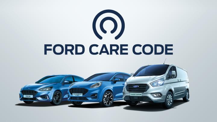 Care Code Focus Puma Transit