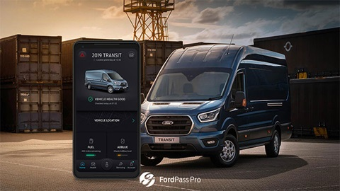 Ford Pass Pro Van