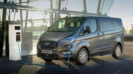 New Ford Tourneo Custom