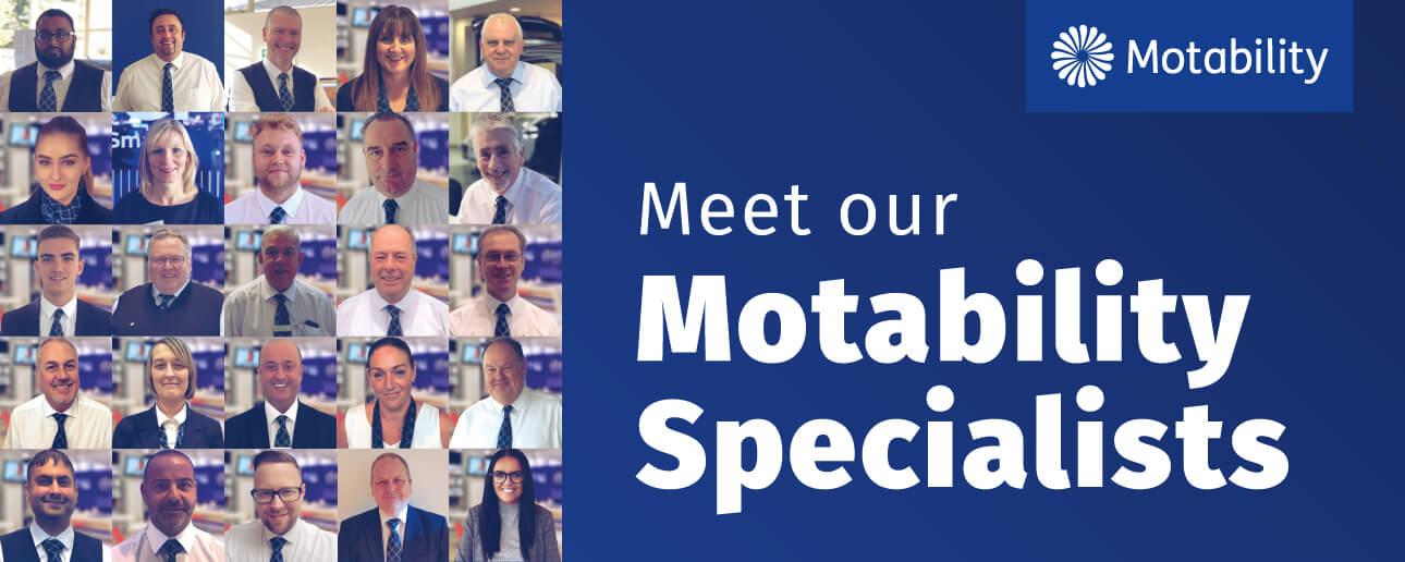 motability specialists