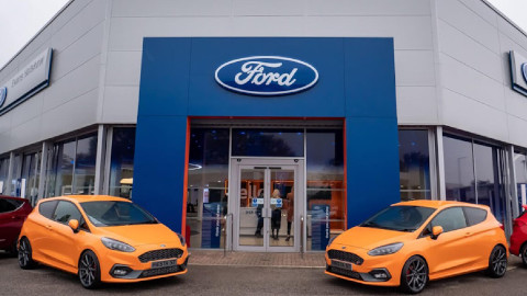 Evans Halshaw Ford Dealership