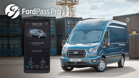Ford Pass Pro