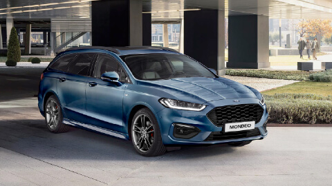 Ford Personal Lease