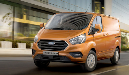 New Ford Vans