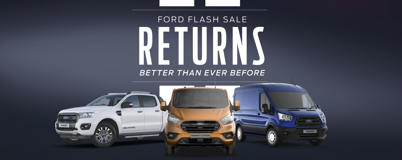Ford Flash Sale Returns