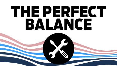 Ford - The Perfect Balance