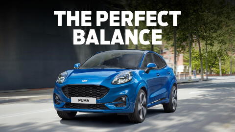 Ford: The Perfect Balance