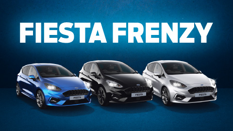 Ford Fiesta Frenzy Promotion