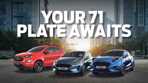 Ford 71 Plate Deals