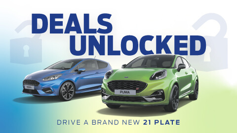 New Ford Car Deals Unlocked