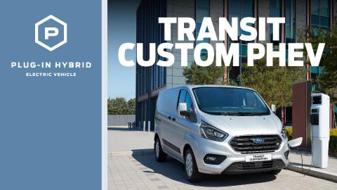 Ford Transit Custom PHEV Promotion