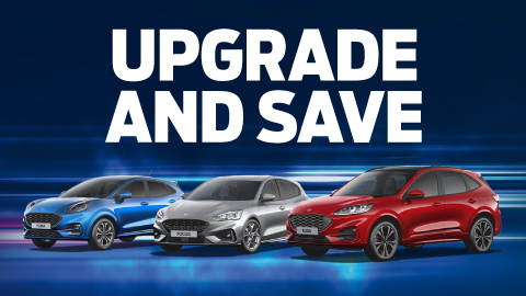 Ford: Upgrade and Save