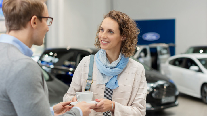 Benefits of an Evans Halshaw Ford service