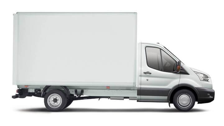 Ford Transit Luton Van