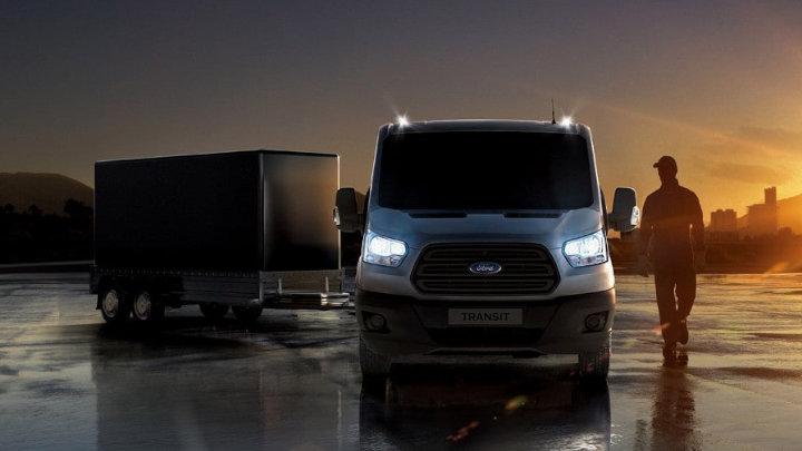 Ford Transit Towing