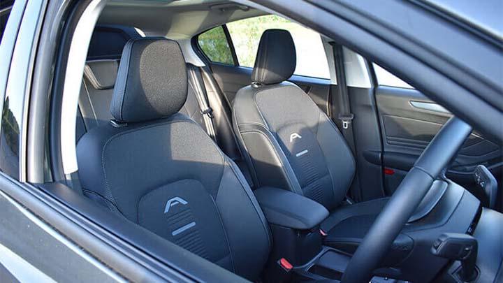 ford focus active x interior