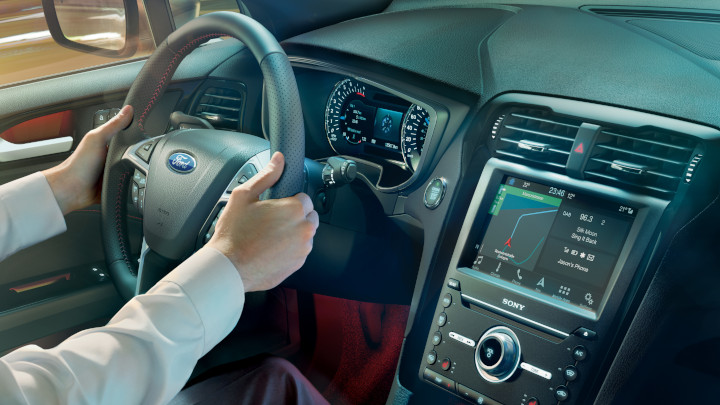 ford mondeo infotainment