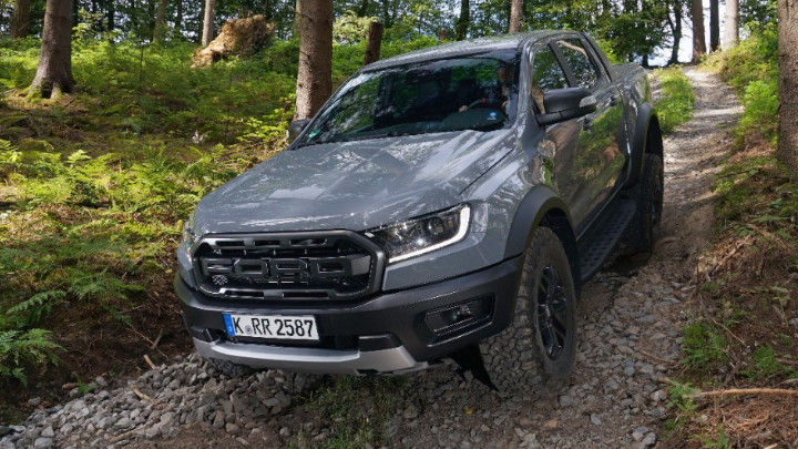 ford ranger raptor, wilderness