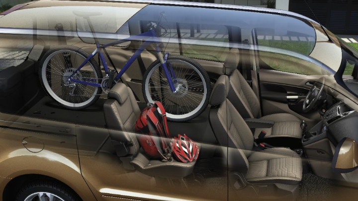 ford tourneo connect transparent practicality