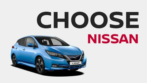 Choose Nissan