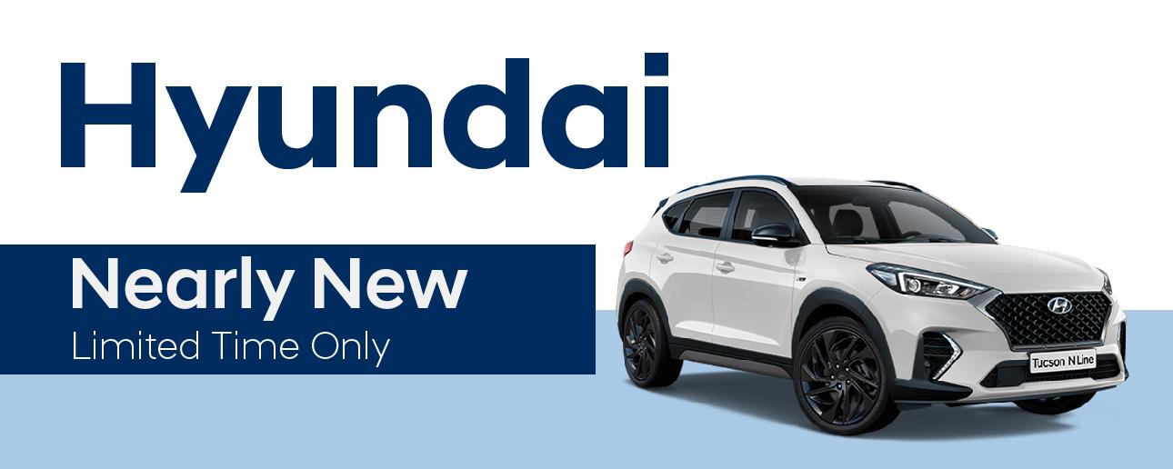 Nearly New Hyundai Offers