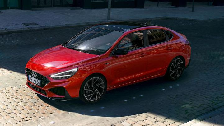 Nearly-New Hyundai i30