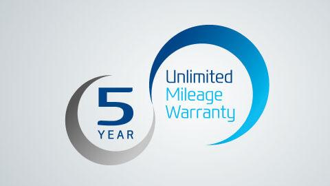 Hyundai 5 Year Warranty