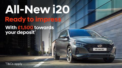 Hyundai i20 Offer
