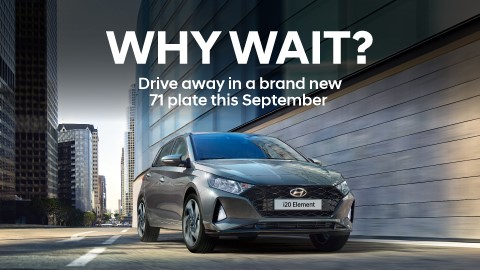 Hyundai Why Wait?