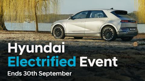 Hyundai Electrified Event