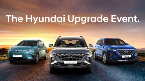 Hyundai Upgrade Event
