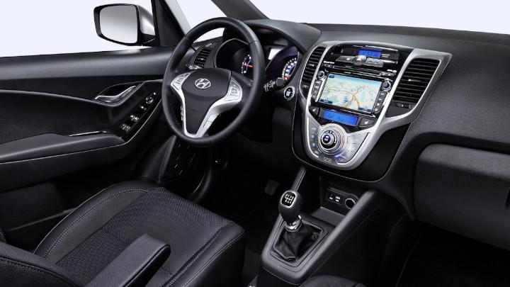 ix20 Interior