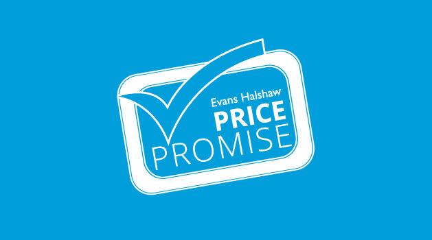 Evans Halshaw Price Promise