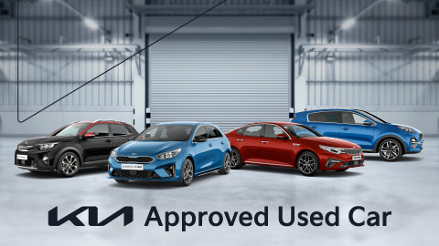 Kia Approved Used Cars