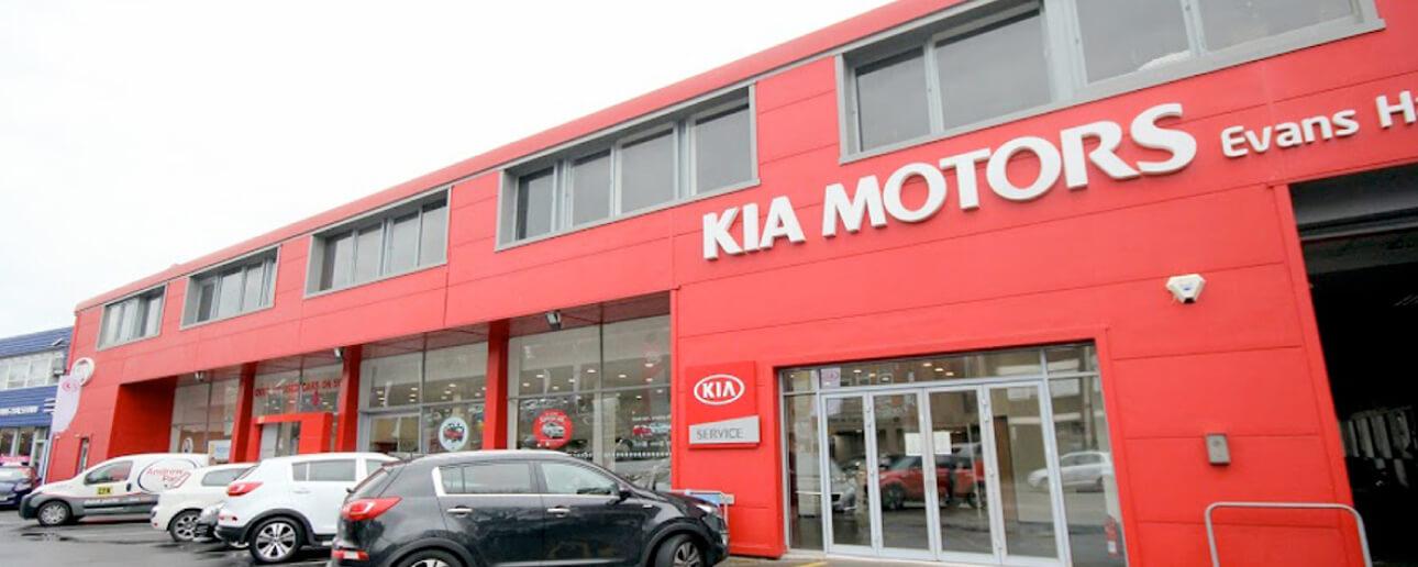 Kia Stourbridge