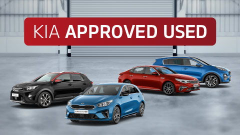 Kia Approved Used