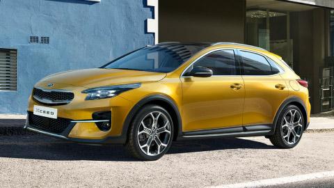 The new Kia XCEED