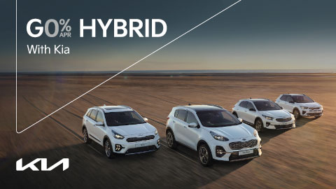Kia Go Hybrid - 0% APR Finance