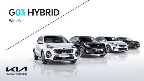 Kia Go Hybrid