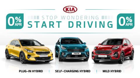 Stop Wondering Start Driving