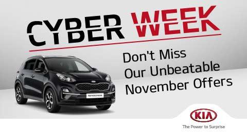 Kia Cyber Week